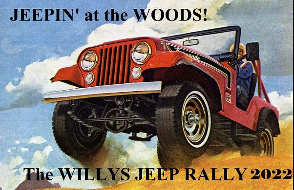The Willys Jeep Rally